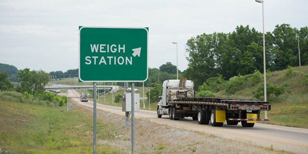 prepass-weigh-station-sign