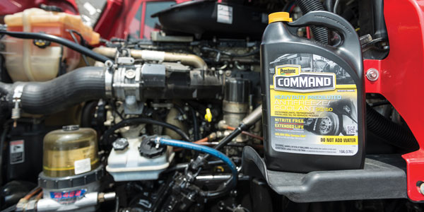 Do you know what coolant is required in your engines?