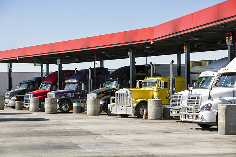 Less Fuel, Less Downtime, More Trucks on the Road: How