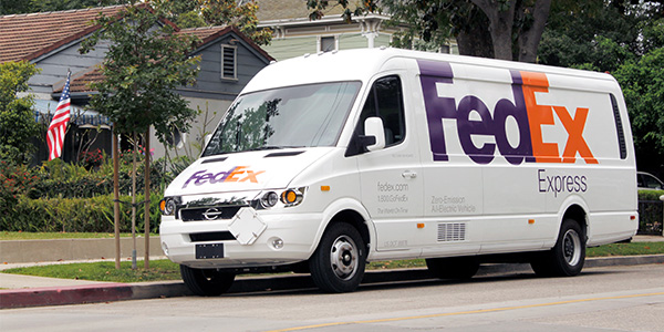 FedEx Chanje