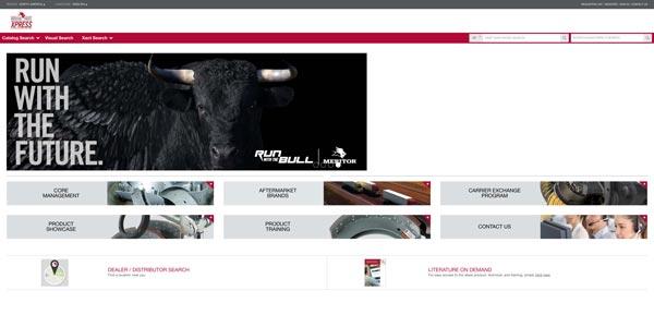 MeritorPartsXpress-website