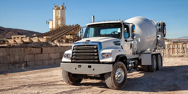 Freightliner-114SD-concrete-mixer-spec'd-with-the-Cummins-X12-engine
