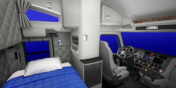 76-inch-mid-roof-sleeper-interior