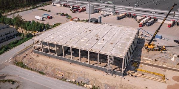 Nokian-Heavy-Tyres-RnD-Center-Construction