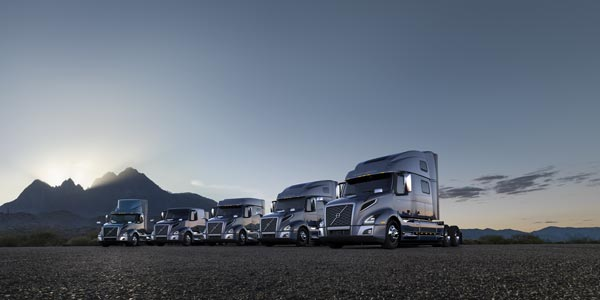 Seeing the Solution: Volvo Trucks North America President