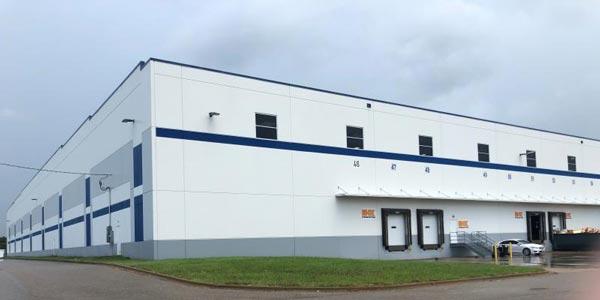Kinedyne-distribution-facility
