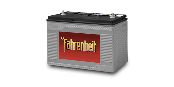 Fahrenheit-battery