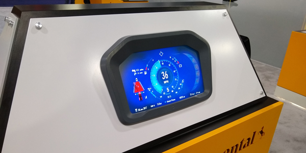 Continental-Multi-Display