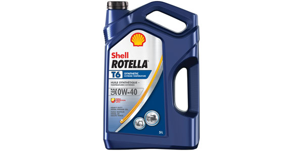 Shell-Rotella-T6-0W-40