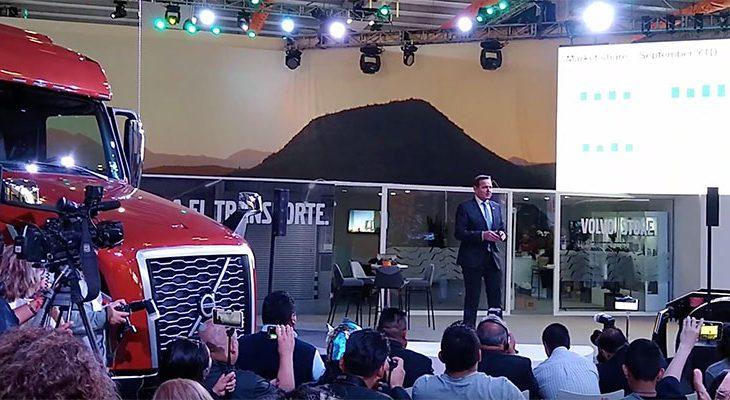 Volvo-Trucks-North-American-President-Expo-Transporte-Mexico