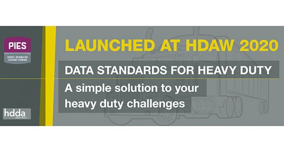 HDDA-PIES-HDAW-Aftermarket-Data-Standards