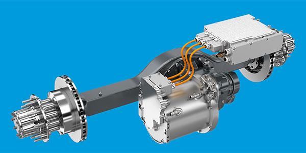Dana-Spicer-Electrified-e-axle-for-trucks