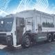 Mack Trucks New York City Sanitation Electric Truck