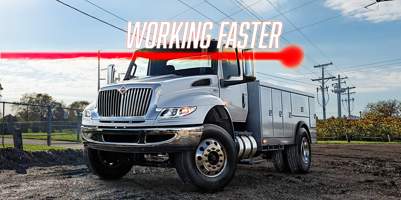 Working faster What's the right axle ratio for vocational trucks