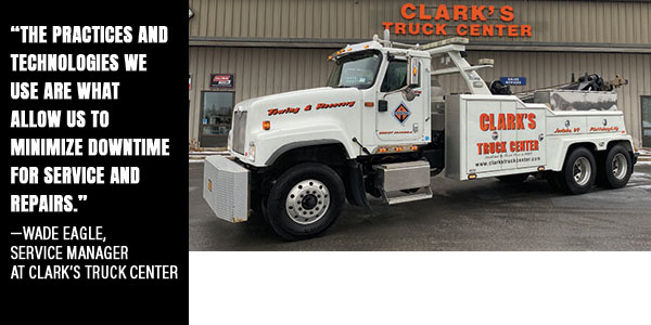 Clarks-service-truck