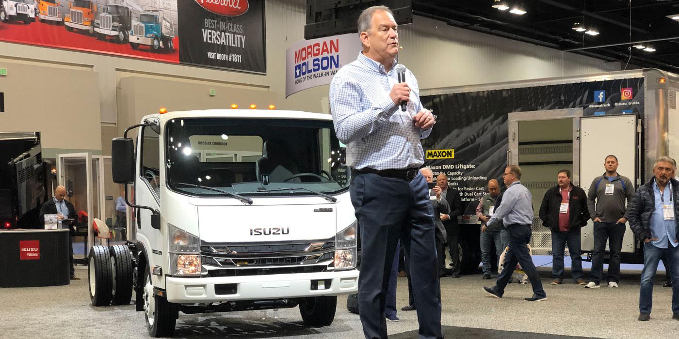 Isuzu-Press-Conference-Work-Truck-Show