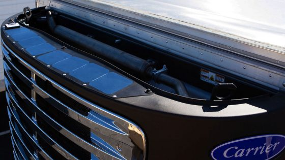 Carrier-Transicold-TRU-Mount-Solar-Panel