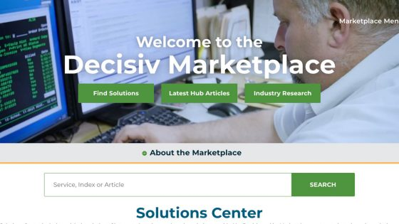 Decisiv-Marketplace
