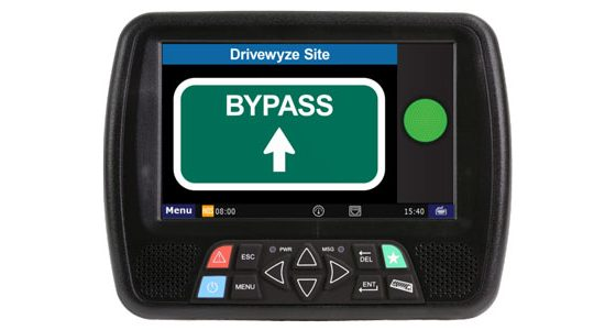 Drivewyze-Drivertech