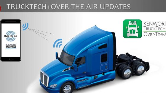 Kenworth-TruckTech-Over-the-air