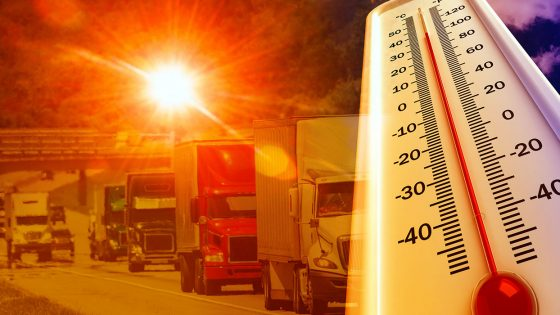 Seasonal trailer maintenance advice as summer turns up the heat
