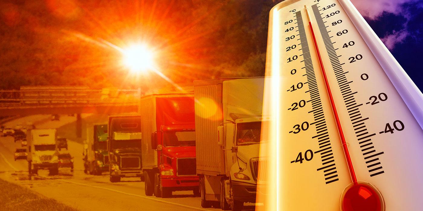 Seasonal trailer maintenance advice as summer turns up the heat
