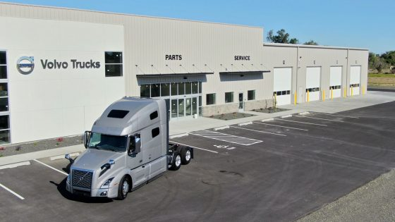 Volvo-Trucks-Northwest-Equipment-Sales-New-Dealership-Location-in-Burbank-Washington