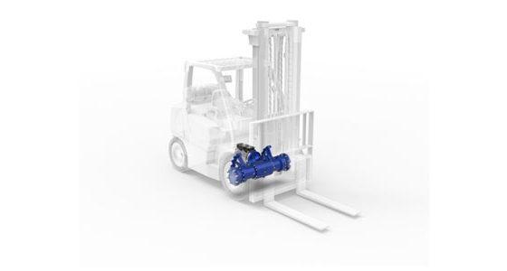 Dana-Lift-Truck-drive-axle