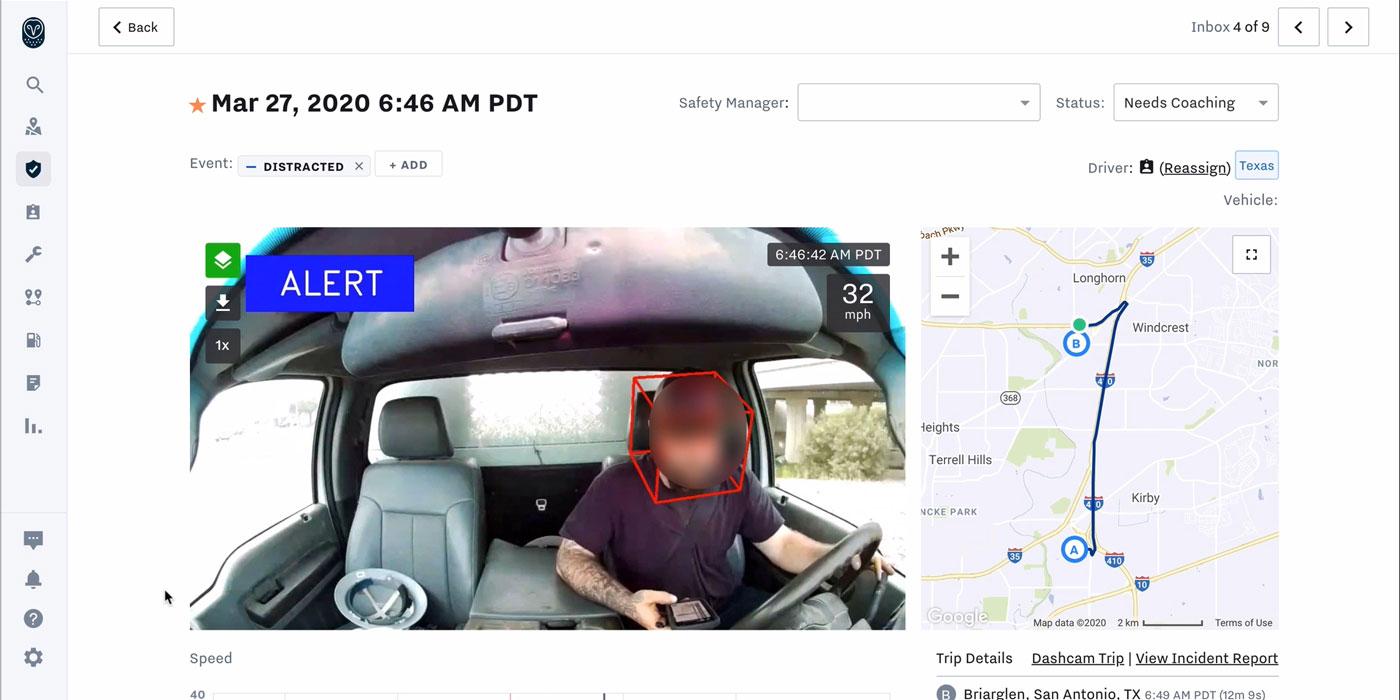 Samsara-Distracted-Driving-Detection