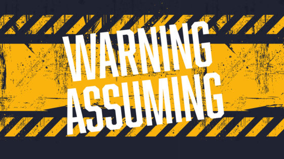 warning-assuming