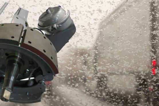 Mitchell 1 Truck Brake Winter Weather Service