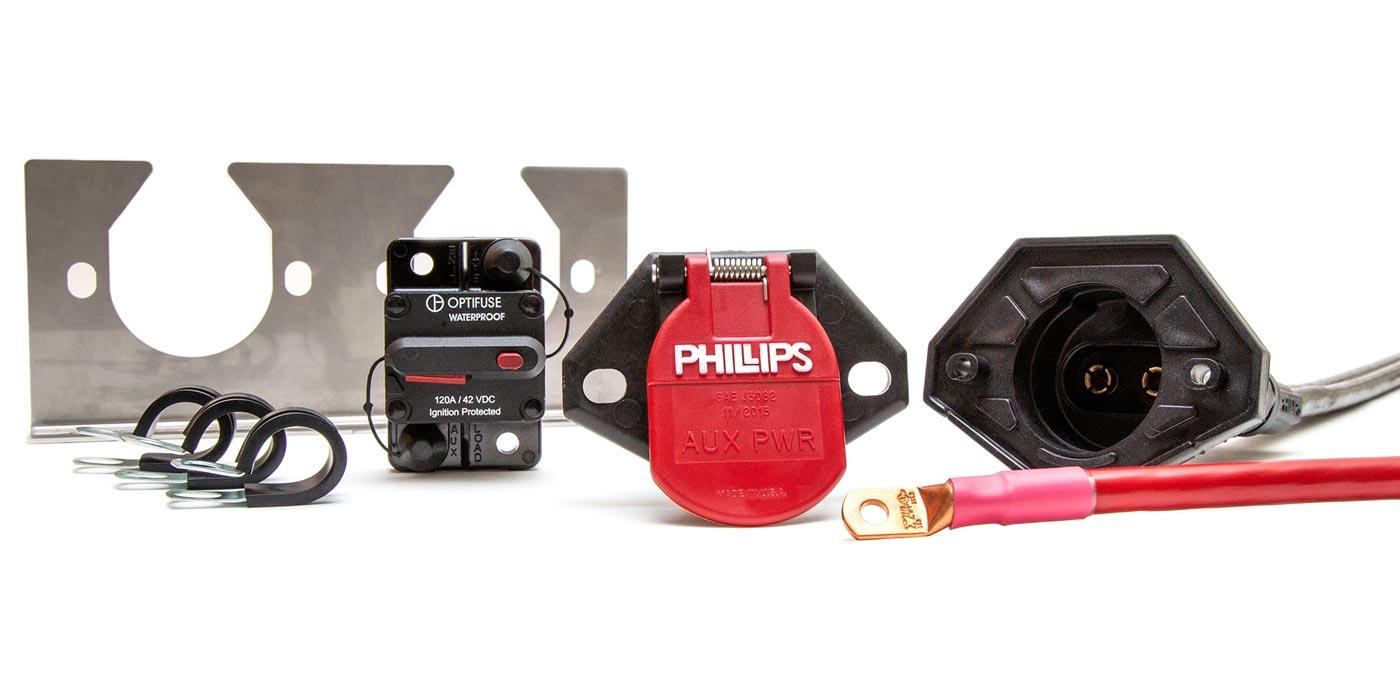 Phillips-Dual-Pole--installation-kit
