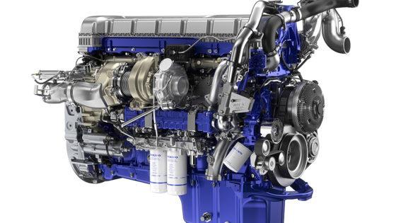 Volvo-trucks-D13TC-heavy-duty-engine