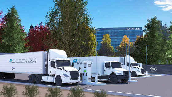 DTNA-Electric-Truck
