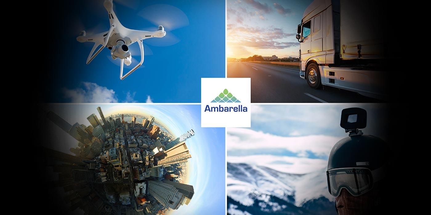 Ambarella-CV5-Camera
