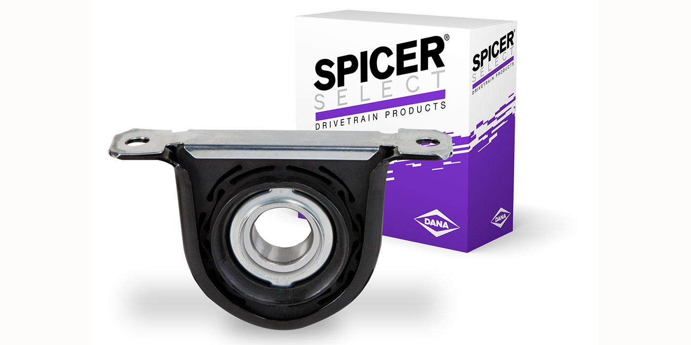 Dana-Spicer-Select-Center-Support-Bearings