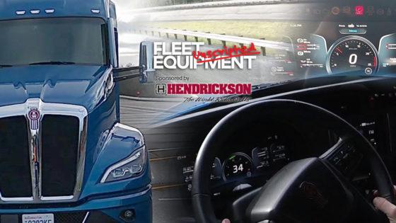 Kenworth T680 Next Gen Truck hands on
