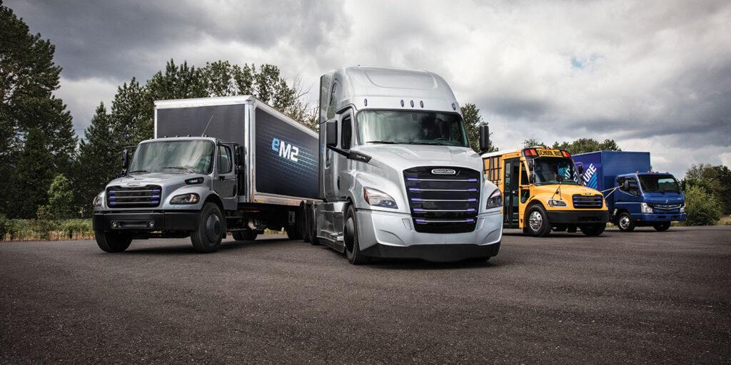Daimler-Trucks-electric-vehicle-lineup