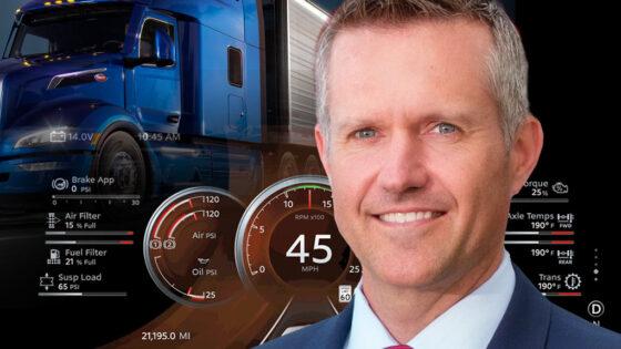 peterbilt gm jason skoog truck technology