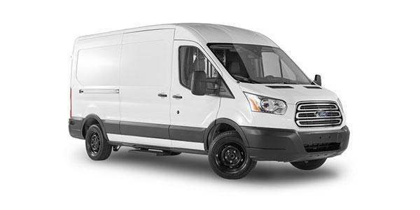 Ford Transit Utilimaster Upfit Delivery Van