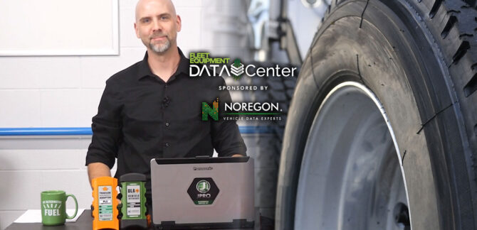 How to capture the right truck data during service