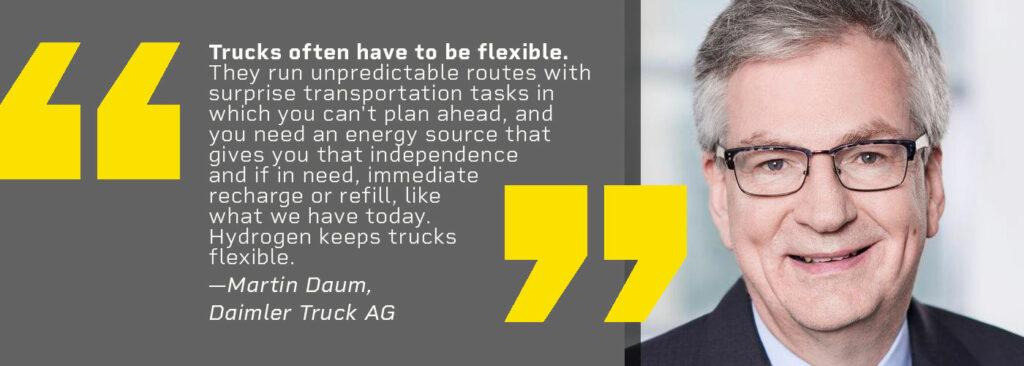 Martin Daum Daimler Trucks AG