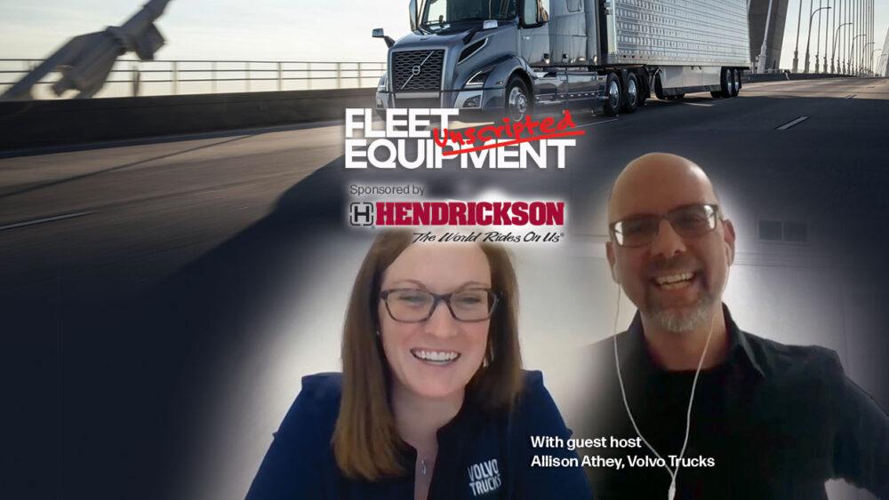 Volvo Trucks Aerodynamics Unscripted 2