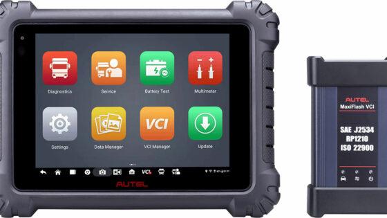 Autel-commercial-vehicle-diagnostics-tablet-1400
