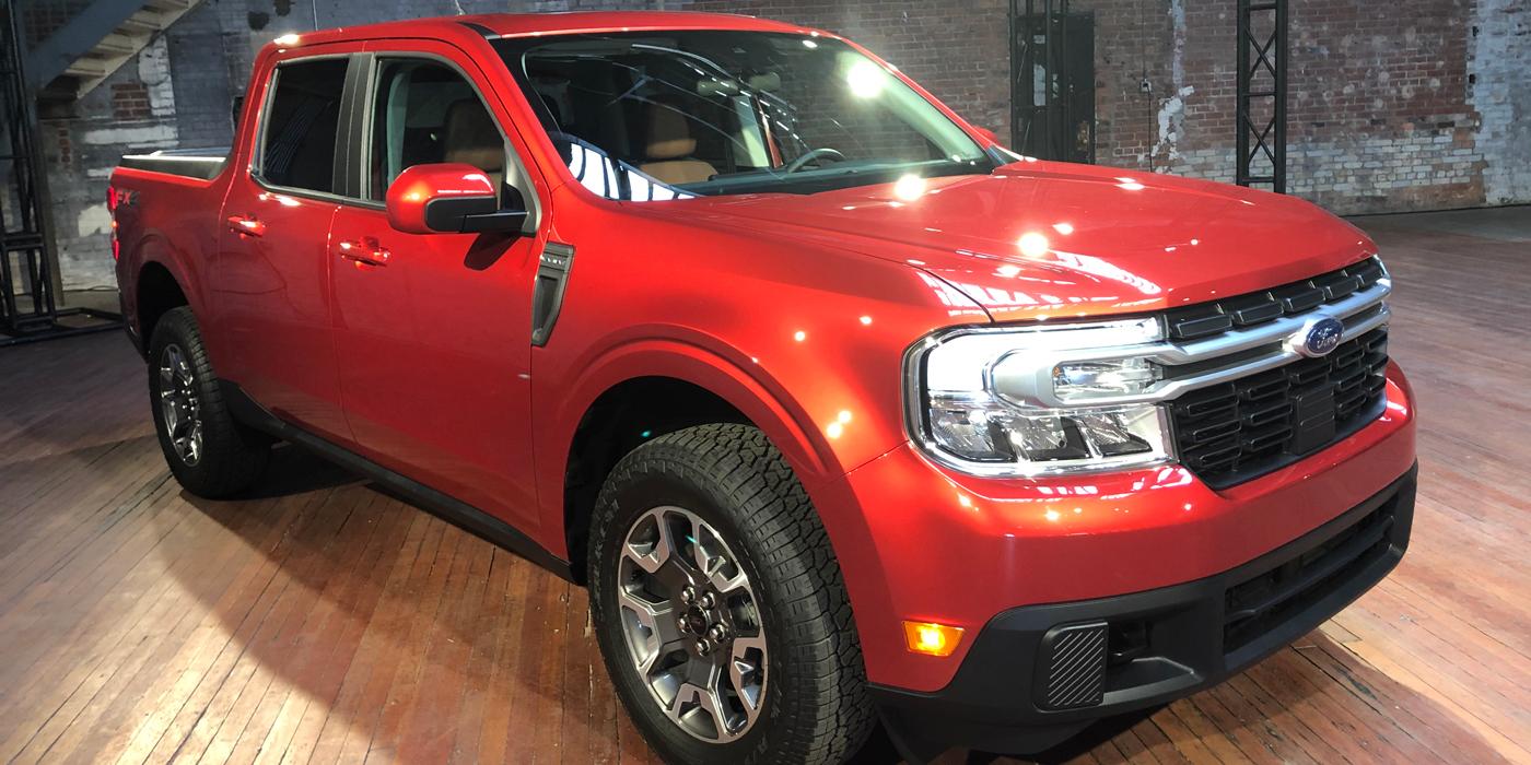 Ford-2022-Maverick-Front