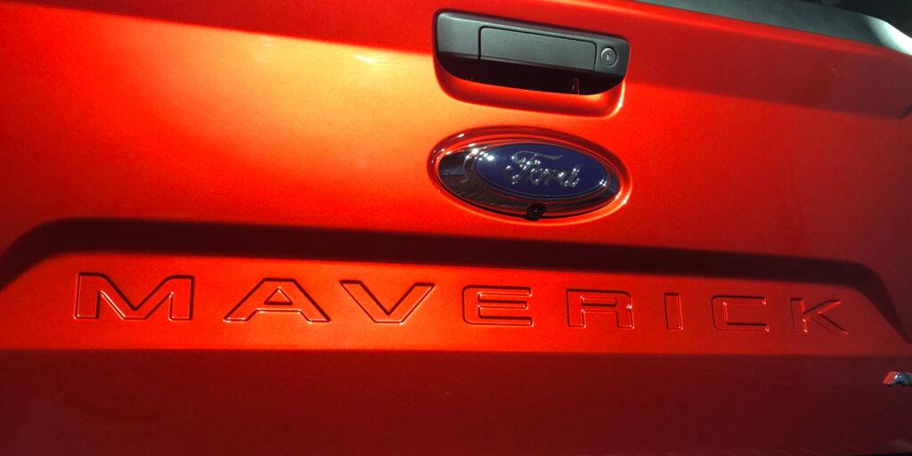 Ford-2022-Maverick-Nameplate