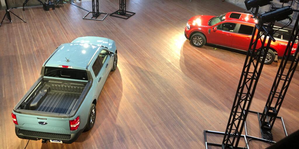 Ford-2022-Maverick-Top-View