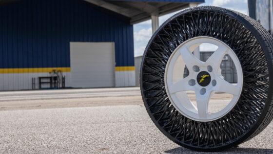 Goodyear-Airless-Tire