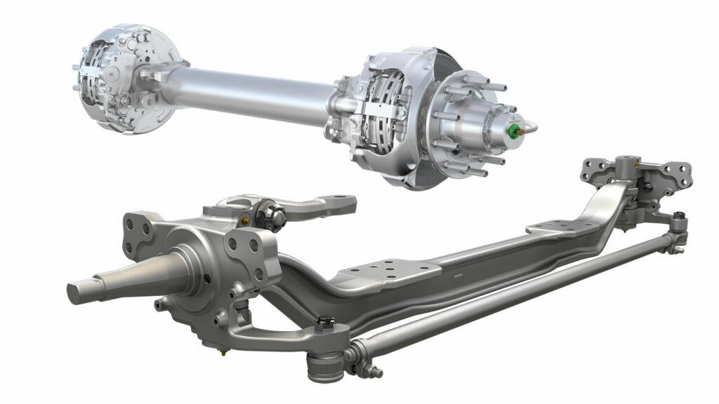 Meritor-MFS_Plus-steer-axle-trailer-